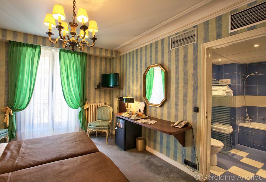 Balmoral hotel paris 17