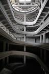 Turin,rampe hélicoïdale ancienne usine Fiat: Architecte Giacomo Mattè Trucco-2