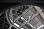 Turin,rampe hélicoïdale ancienne usine Fiat: Architecte Giacomo Mattè Trucco-8