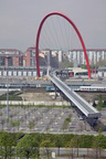 Turin,Passerelle olympique: Architectes Camerana and Partners