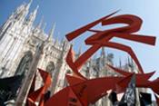Milan,Toy building: Architecte Italo Rota