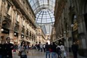 Milan,Galerie Vittorio Emanuele II: Architecte Giuseppe Mengoni-4