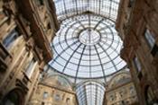 Milan,Galerie Vittorio Emanuele II: Architecte Giuseppe Mengoni-5