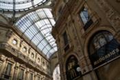 Milan,Galerie Vittorio Emanuele II: Architecte Giuseppe Mengoni-6