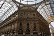 Milan,Galerie Vittorio Emanuele II: Architecte Giuseppe Mengoni-7