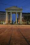 Milan, Porta Ticinese: Architecte Luigi Cagnola