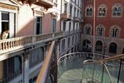 Milan,Escalier de secours: Architecte Marco Dezzi Bardeschi-7