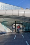 Mobile Art: Zaha Hadid, IMA, Paris-10