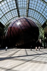 Monumenta 2011: Anish Kapoor, Grand Palais, Paris-4